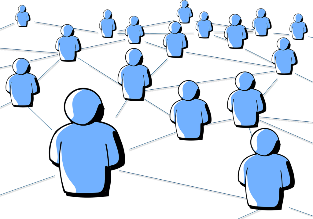 the digital business network