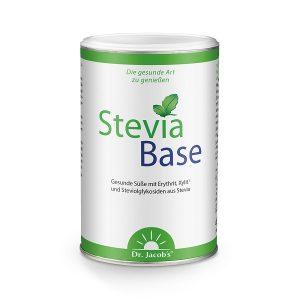 Dose mit 400g SteviaBase